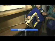 Children learn robotics & woodworking at MakerKids Learn Robotics, Programming For Kids, Kids Learning, Youtube, Workshop, Woodworking, Technology, Children, News