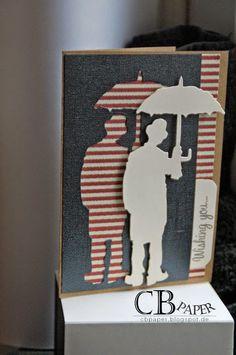 Nr. 8 Der zweite Umbrella Man