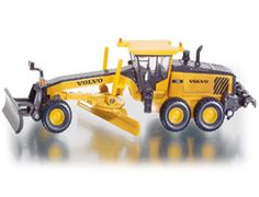 The 1/87 Volvo Motorgrader G990 from the Siku Super Series - Discounts on all Siku Diecast Models at Wonderland Models.    One of our favourite models in the Siku Super Series 1/87 Scale range is the Siku Volvo Motorgrader G990.    Siku manufacture wonderful, amazingly accurate and detailed diecast models of all sorts of vehicles, particularly construction vehicles including this Volvo Motorgrader G990 which can be complemented by any of the items in the Super Series range.