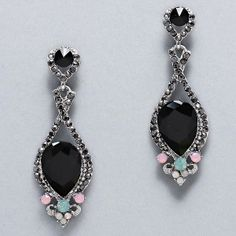 elegant and classy with a modern edge #earrings
