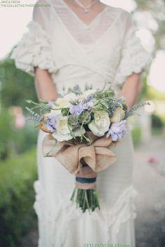 French WeddingBouquet @Corinne Abramowitz Smith