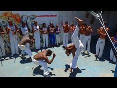 Capoeira group in Salvador Bahia Brazil - 'Grupo Engenho da Bahia' This is a clip from the film 'Slave to the Rhythm' soon to be released on Blu-ray disc with full Surround Sound.