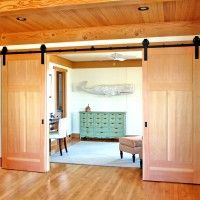 barn ceiling doors