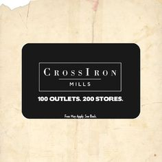 Shopping outlet, Dining and Entertainment | CrossIron Mills | CrossIron Mills