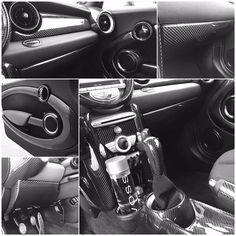 CARBONMINI offers premium carbon fiber parts and accessories for MINI Cooper at factory-direct pricing to our fellow MINI owners. Mini Cooper Accessories, Car Accessories, Mini Coper, Mini Cooper Interior, Best Home Interior Design, Water Transfer Printing, Mini Countryman, Mini Things, Car Detailing