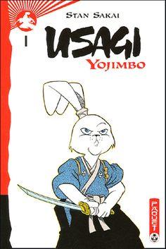 Usagi Yojimbo Tome 1 - Stan Sakai