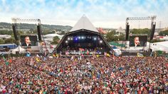 Glastonbury Pyramid and Other Stage Manager Ends Relationship With Festival. #summer #glasto #glastonbury #glasto15 #festival #music