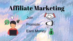 Affiliate Marketing Programs for beginners can be a bit stressful. Here is an overview of five Affiliate Marketing programs to help you start your journey! Marketing Program, Affiliate Marketing, Promotional Banners, Earn Money, Stress, Social Media, Tips, Earning Money, Social Networks
