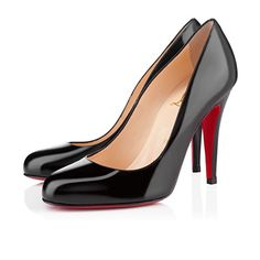 Women Shoes - Ron Ron Patent - Christian Louboutin