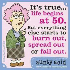 31 Best Ideas For Funny Happy Birthday Aunt Aunty Acid Happy Birthday Aunt, Birthday Jokes, 50th Birthday, Birthday Sayings, Birthday Messages, Birthday Wishes, Aunty Acid, Senior Humor, Minions Quotes
