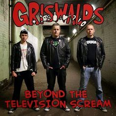 GRISWALDS: Beyond The Television Scream