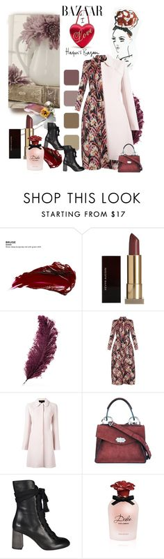 """""""December 2"""" by anny951 ❤ liked on Polyvore featuring Urban Decay, Kevyn Aucoin, Christopher Kane, Giambattista Valli, Proenza Schouler, Chloé and Dolce&Gabbana"""