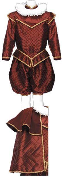 william shakespeare costume - Google Search