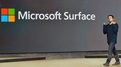 Microsoft's Surface chief wants a consistent design across devices