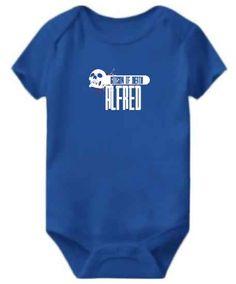Godson Of Death - Alfred Baby Bodysuit