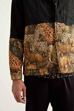 Animal Jacket, too cool!