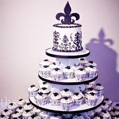 Wedding cupcakes :)