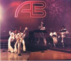 American Bandstand in the 70s. They had a beat, but I refused to dance to it. Never got into the disco thing.