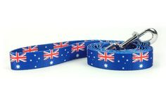 Australian Flag Dog Leash *** See this great product.
