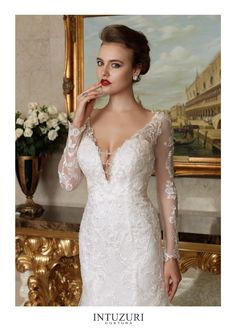 Intuzuri 2015 wedding dress collection Ciel