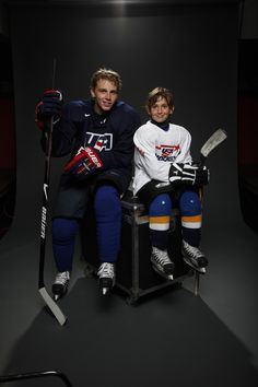 Who is your hockey hero? Maybe it's a professional player in the NHL or the NWHL. Maybe it's a family member, a teammate, or someone from your hometown. Whoever it is, we want to know who inspires you to be your very best. To help celebrate Hockey Hero Day, submit a short essay describing who your hockey hero is and why you admire them. Our favorite submissions will appear in an upcoming issue of USA Hockey Magazine. #HWAA