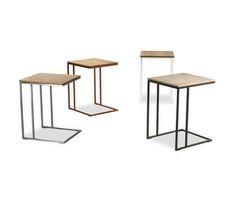 Nice KUUB BEISTELLTISCH Designer Side tables from Form exclusiv all information high resolution
