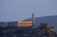 Alcatraz Lighthouse San Francisco, CA