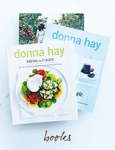 Donna Hay - Home Page