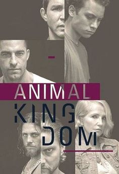 Animal Kingdom (2016) / S: 1 / Ep.10 / Crime, Drama, Thriller / Animal Kingdom is an American drama television series developed by Jonathan Lisco. It is inspired by the eponymous 2010  Australian film by David Michod, which was nominated for 1 Oscar + 38 wins & 54 nominations  / Animal Kingdom is an adrenaline-charged drama starring Ellen Barkin as the matriarch of a Southern California family whose excessive lifestyle is fueled by their criminal activities