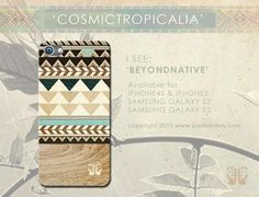 COSMICTROPICALIA iPhone Cases   Fairtrade Digital Printed iPhone Cases by Joelle Boers     #original #iphone #cover #digiprint #fairtrade #art #illustration #design #joelleboers #native #navajo #nomadism #nature #trend #cases #fashion #ss14