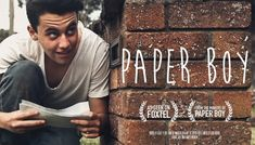 PAPER BOY - Short Film | GoMovie Cloud Indie Movies, Boy Shorts, Short Film, Clouds, Paper, Boys, Instagram, Baby Boys, Independent Films