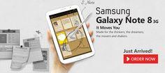 #Samsung #Galaxy #Note 8 3G