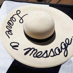 英字の帽子で人気のブランドEugenia Kim、一押しアイテムをご紹介