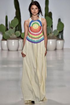 Mara Hoffman Spring 2015 Ready-to-Wear - Collection - Gallery - Look 17 - Style.com