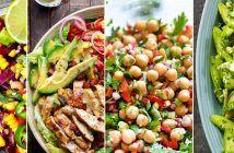 5 salate care te vor răcori vara asta Food And Drink, Vegetables, Vegetable Recipes, Veggies