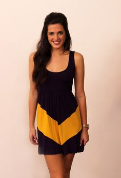 LSU Dress for games