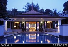 The 5 Best Luxury Honeymoon Resorts in Thailand: Trisara Phuket