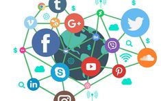 Why Use Social Media as an Online Marketing Approach? Social Media Marketing Companies, Social Media Services, Social Media Trends, Marketing Tactics, Social Media Channels, Social Media Site, Social Networks, Content Marketing, Build Your Brand