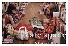 Kate Spade print ad