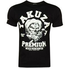 Pánske tričko #Yakuza Premium Mexico Reencounter dostupné vo všetkých veľkostiach http://www.outletmania.sk/panske-tricka/46908-yakuza-premium-mexico-reencounter-t-shirt-black.html