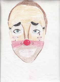 Final- Tramp Clown Rendering