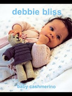 e55f2b7c079e Debbie Bliss Baby Cashmerino baby cardigan pattern