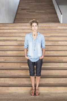 Ethnic Light | Summer collection | Denim | Jeans | Photography