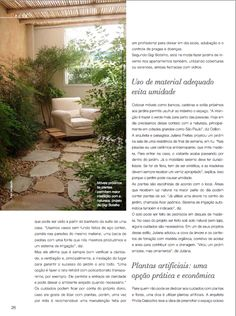 Jardim de Inverno by Pricila Dalzochio na Revista Premium.