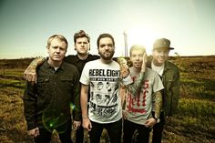 """My favorite band! -- A Day to Remember Ashlee! """"la.. Lalala... Lalalaooll...!!!!!"""" D:< !!!"""