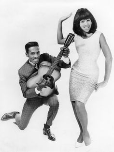 Ike and Tina Turner. Miss Tina has the BEST Legs anywhere!