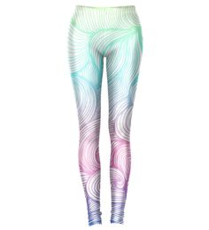 Pisces leggings, Mr. GUGU & Miss GO