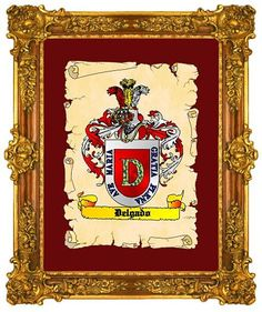 Apellido Delgado Patches, Arms, Family Shield, Coat Of Arms, Military Aircraft, Display, Backgrounds, Weapons
