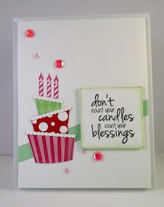 Birthday card by Colleen
