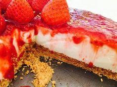 Foi assim que tudo começou.....E essa é a famosa receita de cheesecake, que deu início ao Clube do Bolinho (história AQUI! ...